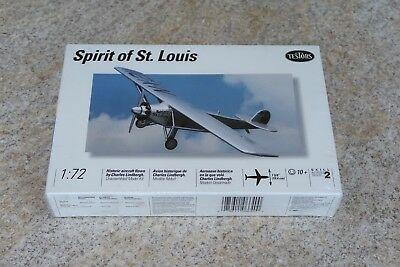 1/72 Spirit Of St. Louis